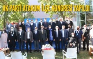 AK Parti Atakum İlçe Kongresi Yapıldı