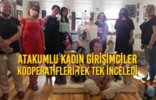 Atakumlu Kadın Girişimciler Kooperatifleri Tek Tek...