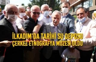 Başkan Demirtaş'tan Çerkes Kültürüne Büyük...