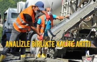 Büyükşehir Belediyesi 'Kalite Kontrol Laboratuvarı'...