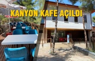 Kanyon Kafe Açıldı