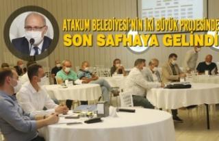 Atakum Belediyesi'nin İki Büyük Projesinde Son...