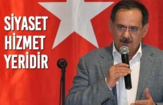 Başkan Demir, Ayancık ve Gerze İlçelerindeki AK...