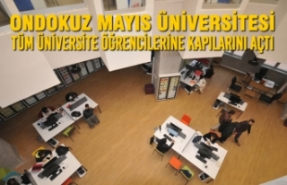 Ondokuz Mayıs Üniversitesi Tüm Üniversite Öğrencilerine...