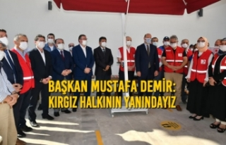 Samsun Büyükşehir Belediyesi'nden Kardeş Şehir...
