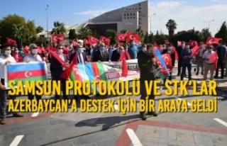 Samsun Protokolü ve STK'lar Azerbaycan'a Destek...