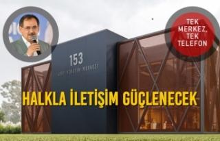 Büyükşehir'in Tüm İlçeler Dahil 7/24 Halkla...