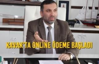 Kavak'ta Online Ödeme Başladı