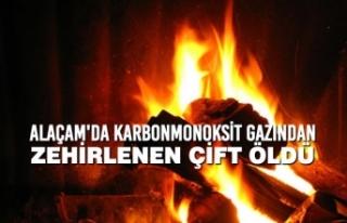 Alaçam'da Karbonmonoksit Gazından Zehirlenen...