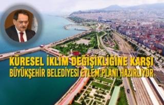 Küresel İklim Değişikliğine Karşı Büyükşehir...
