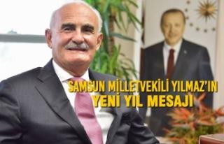 Samsun Milletvekili Yusuf Ziya Yılmaz'ın Yeni...