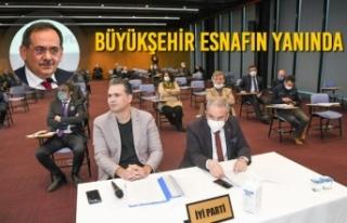"""Meclis Onayladı, Başkan Demir """"Teşekkür"""" Etti"""
