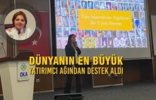 Türkiye Teknoloji Geliştirme Vakfı'ndan Samsun...