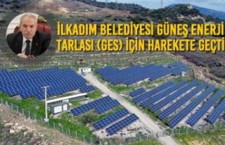 İlkadım Belediyesi Güneş Enerji Tarlası (Ges)...