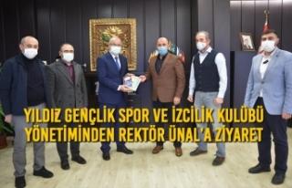 Yıldız Gençlik Spor ve İzcilik Kulübü Yönetiminden...