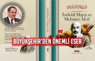 100. Yıl Anısına Büyükşehirden Mehmet Akif Ersoy...
