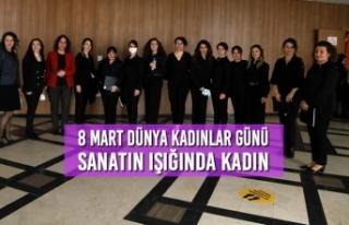 8 Mart Dünya Kadınlar Günü: Sanatın Işığında...
