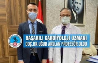 Başarılı Kardiyoloji Uzmanı Doç.Dr.Uğur Arslan...