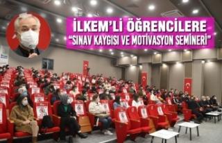 Başkan Demirtaş'dan İlkemli Öğrencilere Sınav...