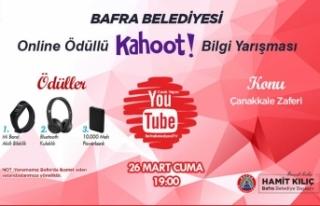 Online Bilgi Yarışmasının Bu Haftaki Konusu Çanakkale...