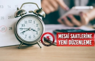 Samsun'da Mesai Saatlerine Yeni Düzenleme
