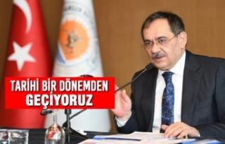 Samsun Yatay Kalkınmayı Türkiye'de En İyi Başaran...