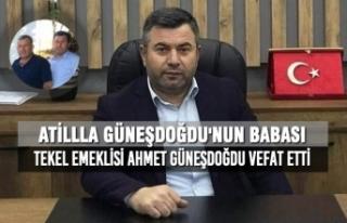 Tekel Emeklisi Ahmet Güneşdoğdu Vefat Etti