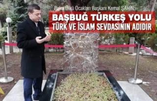 Başbuğ Türkeş Yolu Türk Ve İslam Sevdasının...
