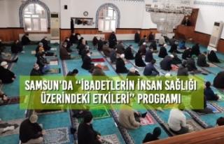 Gaziosmanpaşa Merkez Camii'nde ''İbadetlerin...