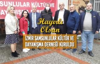 İzmir Samsunlular Kültür ve Dayanışma Derneği...