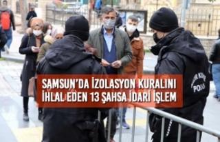 Samsun'da Bir Günde 58.848 HES Kodu Sorgulaması...