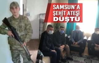 Samsunlu Uzman Çavuş Aygün Çakar Pençe Şimşek...