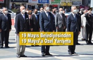 19 Mayıs Belediyesinden 19 Mayıs'a Özel Yarışma