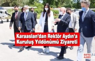 AK Parti Genel Başkan Yardımcısı Karaaslan'dan...