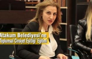 Atakum Belediyesi'ne 'Toplumsal Cinsiyet Eşitliği'...