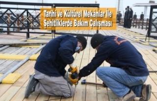 Samsun'da Tarihi ve Kültürel Mekânlar İle Şehitliklerde...