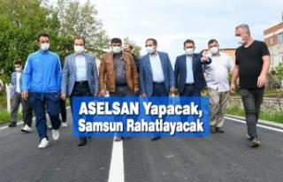 Türkiye'de İlk Olacak 'Akıllı Şehir Trafik...