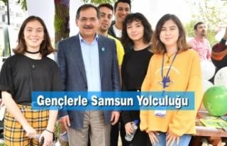 """Büyükşehir Belediyesi Binlerce Genci """"Gençlik..."""