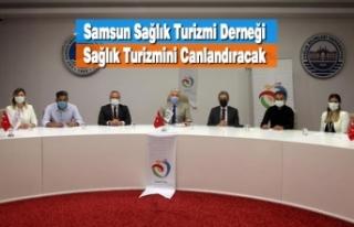 Samsun Sağlık Turizmi Derneği Sağlık Turizmini...