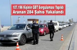 Samsun'da 107.196 Kişinin GBT Sorgulaması Yapıldı...