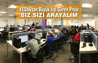 YEDAŞ'tan Büyük İlgi Gören Proje 'BİZ...