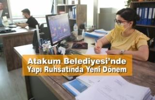 Atakum Belediyesi'nden Online İşlemle İsrafa...