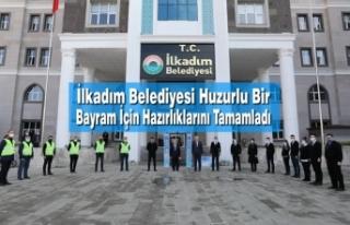 Başkan Demirtaş, Kurban Bayramında Sizler İçin...