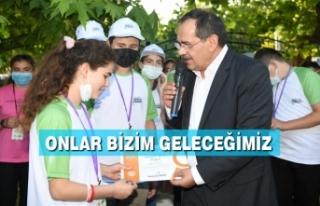 Binlerce Genç Büyükşehir Belediyesi'nin Öncülüğünde...