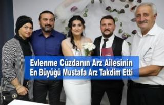 Evlenme Cüzdanın Arz Ailesinin En Büyüğü Mustafa...