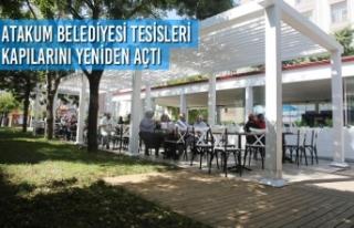 Atakum Belediyesi Tesisleri Kapılarını Yeniden...