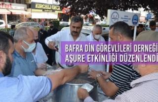 Bafra Din Görevlileri Derneği Aşure Etkinliği...