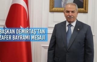 Başkan Demirtaş,30 Ağustos Her Aşaması Vatanseverlik...