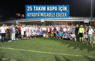 KA-DEF Geleneksel 2.Halı Saha Turnuvası Başkan...