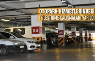 OMÜ, Ücretsiz Otopark Hizmetlerindeki Araç Sayısını...